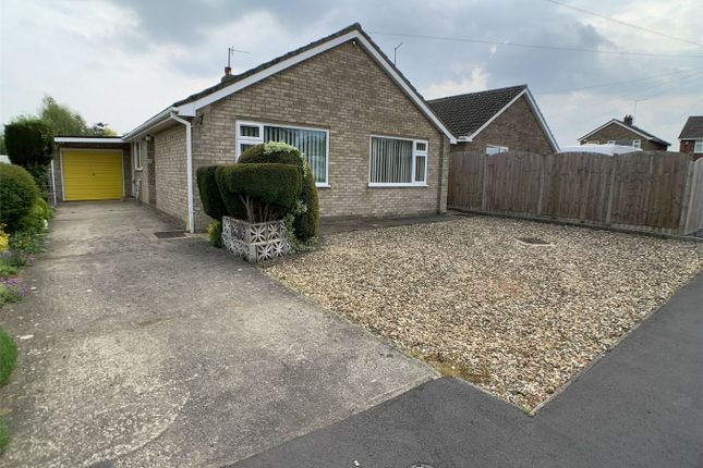 Thumbnail Detached bungalow to rent in Chestnut Way, Bourne, Lincolnshire