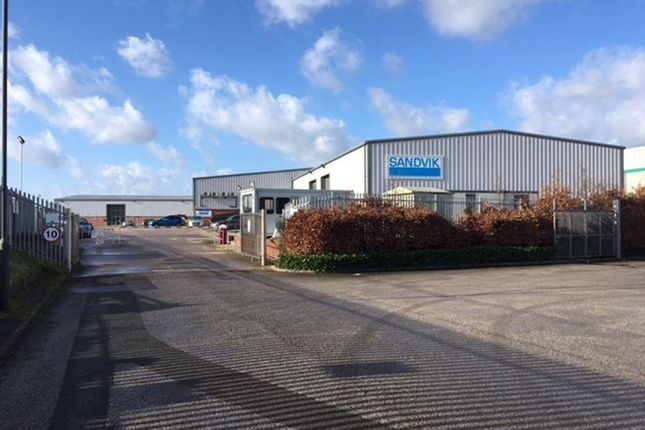 Thumbnail Light industrial to let in Plot 2, Zone 1, Tetron Point, Swadlincote, Derbyshire