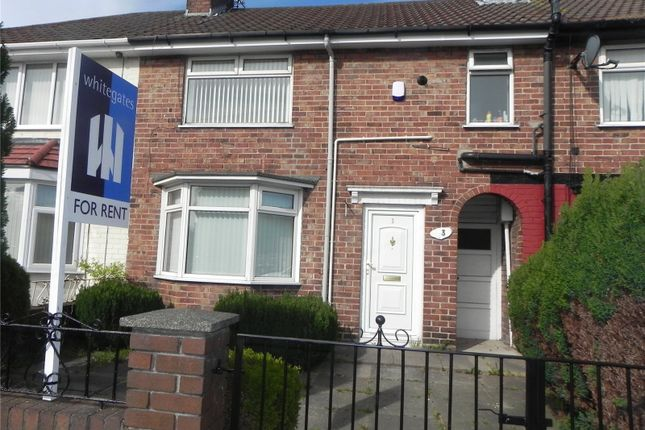 Thumbnail Terraced house to rent in Formosa Road, Fazakerley, Liverpool