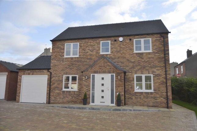 Thumbnail Detached house for sale in Strettea Lane, Shirland, Alfreton