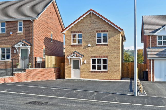 Thumbnail Detached house to rent in ., Llandrindod Wells