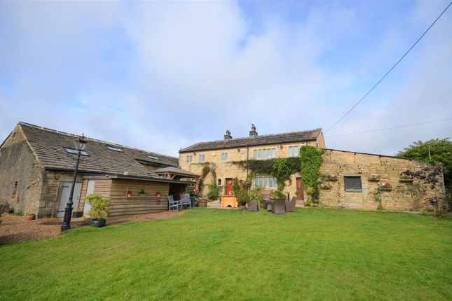 Thumbnail Detached house for sale in Delfs Farm And Barn, Delfs Lane, Cottonstones, Triangle