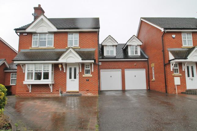 Thumbnail Semi-detached house for sale in Stalham Way, Ilford