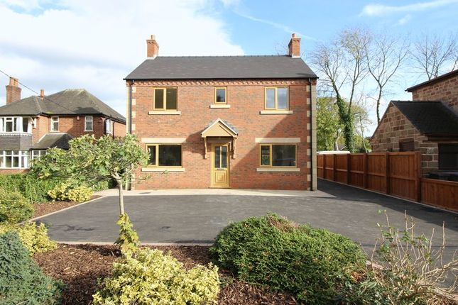 Thumbnail Property to rent in Cheadle Road, Cheddleton, Staffordshire