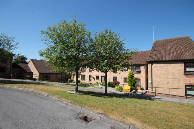 Thumbnail Flat to rent in Walton Court, Crook