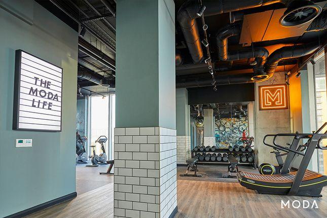24-Hr Residents Gym