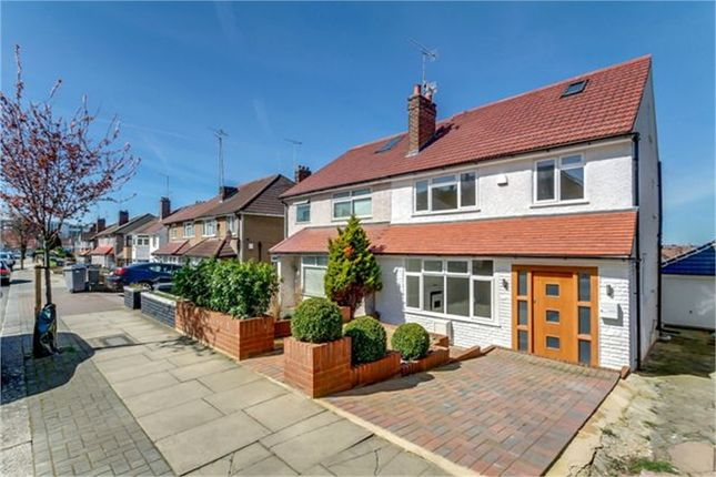 4 bed semi-detached house for sale in Paddock Road, London