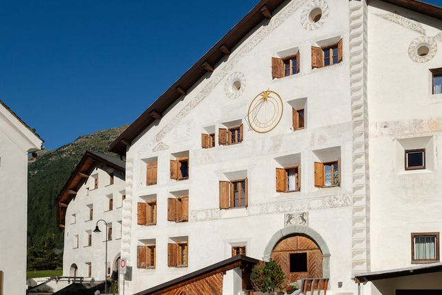 Thumbnail Chalet for sale in Saint Moritz, Grisons, Switzerland