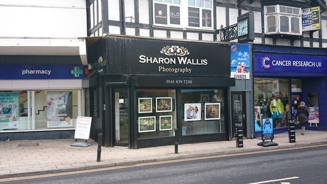 Thumbnail Retail premises to let in Bramhall Lane South, Bramhall