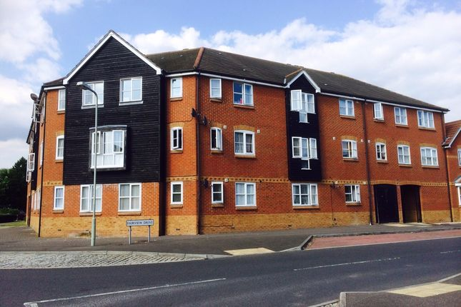 Thumbnail Flat to rent in Jacobs Oak, Willesborough, Ashford