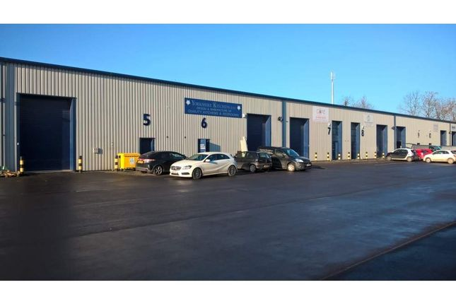 Thumbnail Light industrial to let in Units B10, Aven Industrial Est, Rotherham