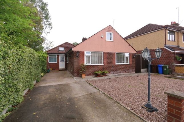 Thumbnail Bungalow for sale in Nasmyth Avenue, Denton, Manchester