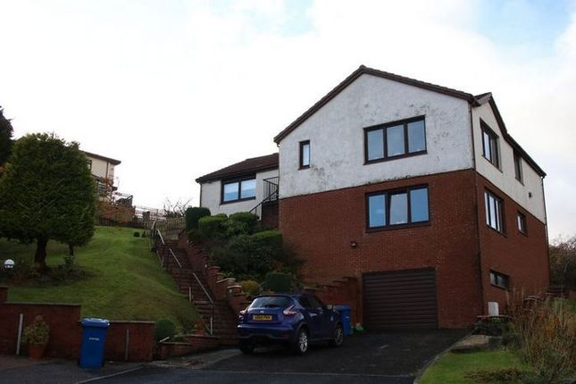 Thumbnail Detached house for sale in Dougliehill Terrace, Port Glasgow