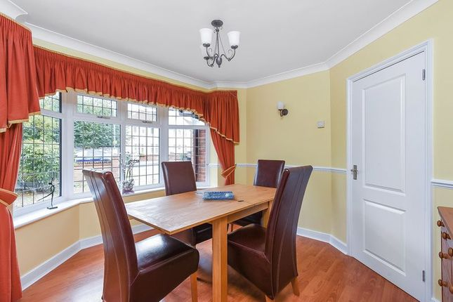 Dining Room of Montrose Avenue, Sidcup DA15