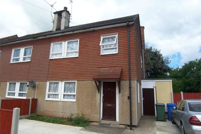Thumbnail Semi-detached house to rent in Mellors Road, Mansfield