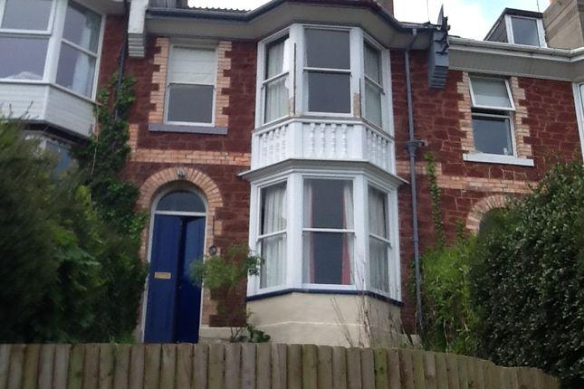 Thumbnail Terraced house to rent in Sherwell Lane, Chelston, Torquay
