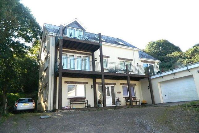 Thumbnail Detached house to rent in Creg Na Baa, Beach Road, Llanreath, Pembroke Dock