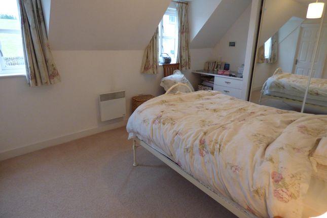 Master Bedroom of Webbs Court, Northleach, Gloucestershire GL54