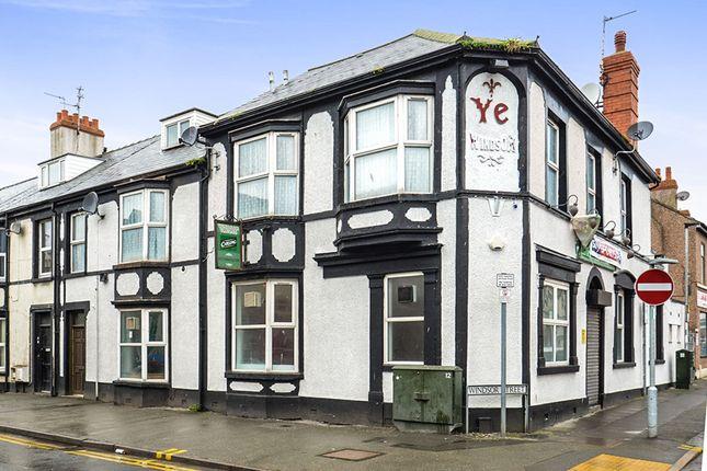 Thumbnail End terrace house for sale in Kinmel Street, Rhyl, Clwyd