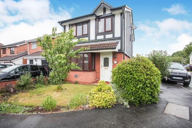 Thumbnail Detached house for sale in Maple Drive, Kingsbury, Tamworth, Staffordshire