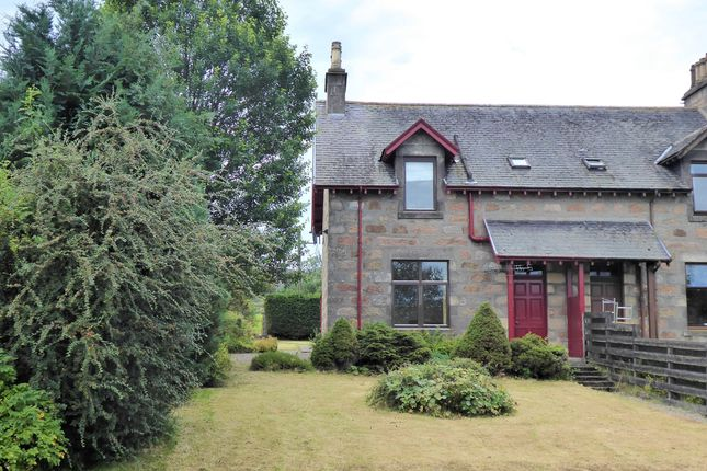 Thumbnail Semi-detached house for sale in Ben Rinnes Distillery, Aberlour