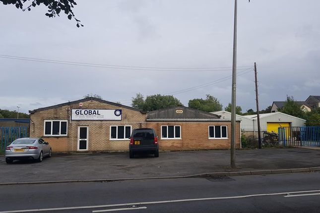 Thumbnail Light industrial for sale in Former Global Precision Engineering Premises, Station Road, Glanamman, Ammanford, Carmarthenshire