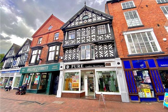 Thumbnail Retail premises to let in High Street, Nantwich, Cheshire