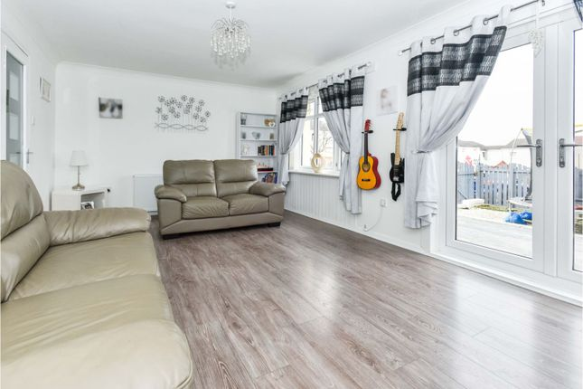 Thumbnail Terraced house for sale in Mcpherson Crescent, Airdrie