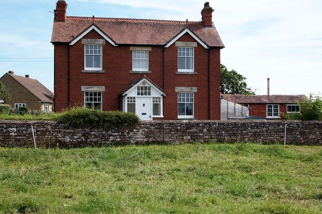 Detached house for sale in Knavingcots (As A Whole), Blaisdon Road, Westbury-On-Severn, Gloucestershire