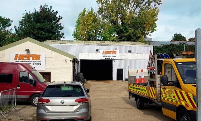 Thumbnail Warehouse to let in Unit 13 Winnall Valley Road, Winnall, Winchester, Hampshire