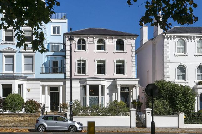 Thumbnail Semi-detached house for sale in Regent's Park Road, Primrose Hill, London