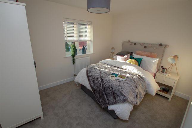 Bedroom Two of Gateway Avenue, Baldwins Gate, Newcastle ST5