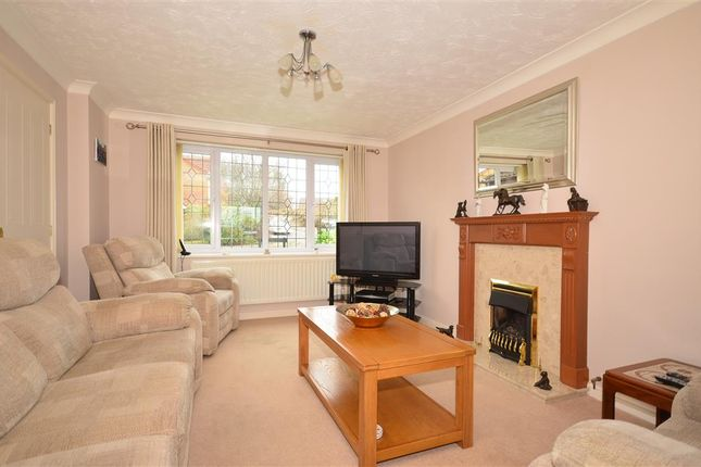 Thumbnail Detached house for sale in Pipit Meadow, Uckfield, East Sussex