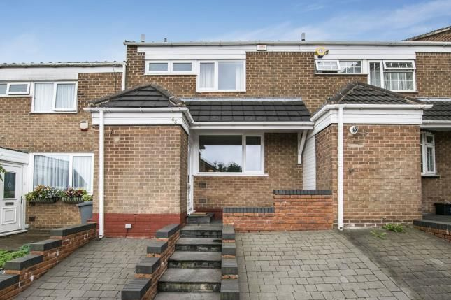 Thumbnail Terraced house for sale in Roach Close, Chelmsley Wood, Birmingham, West Midlands