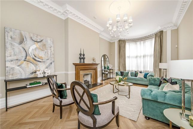 Thumbnail Property to rent in Harley Street, Marylebone, London