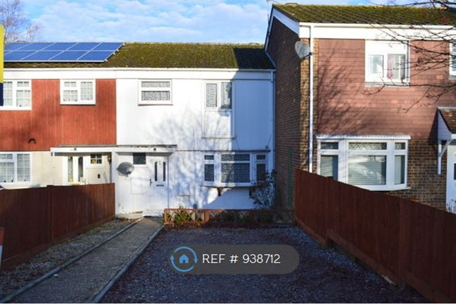 Thumbnail Terraced house to rent in Crawley, Crawley
