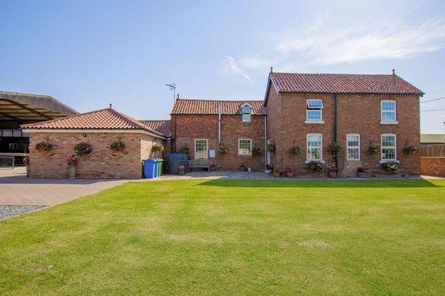 Equestrian property for sale in Sutton Lane, Sutton Cum Lound, Retford