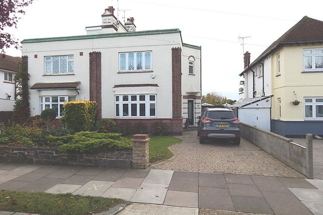 Thumbnail Semi-detached house to rent in Greenways, Southend-On-Sea