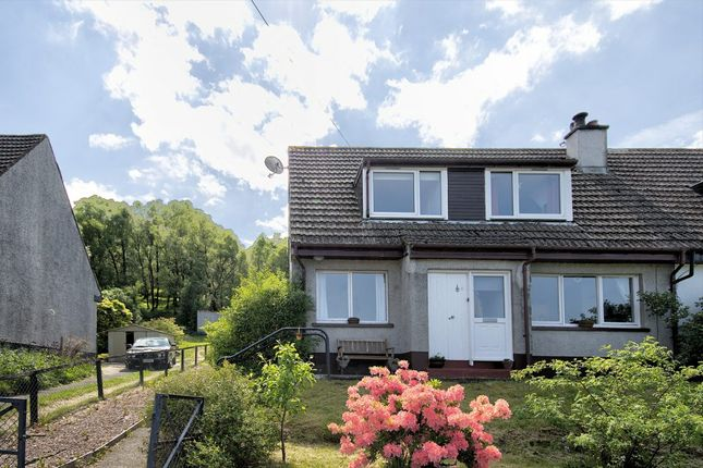 Thumbnail Semi-detached bungalow for sale in Achaphubil, Fort William