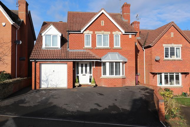 Thumbnail Detached house for sale in Joseph Fletcher Drive, Wingerworth, Chesterfield