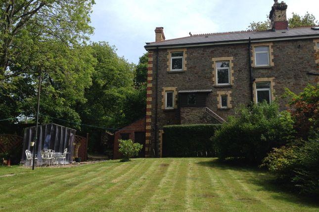 Thumbnail Property to rent in Ffryd Villas, Llangeinor, Bridgend