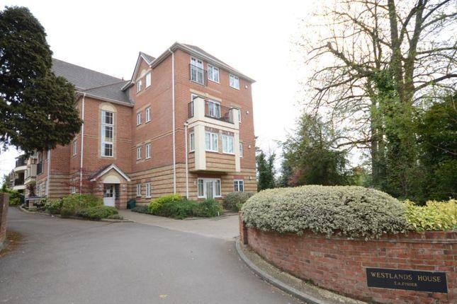 Thumbnail Flat for sale in Westlands House, Bounty Road, Basingstoke