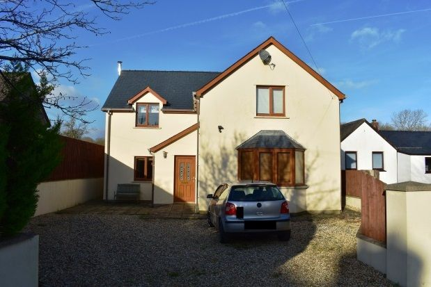 Thumbnail Detached house to rent in Pill Road, Hook, Haverfordwest
