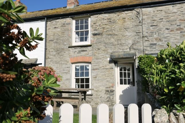 Thumbnail Cottage for sale in Fore Street, Port Isaac
