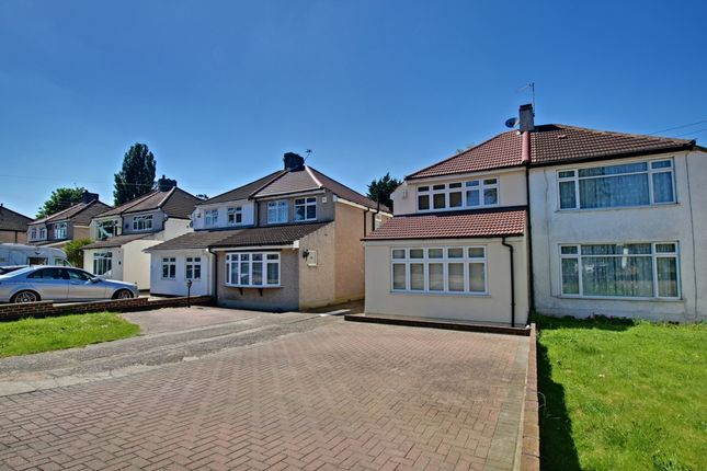 Thumbnail Terraced house to rent in Wyncham Avenue, Sidcup