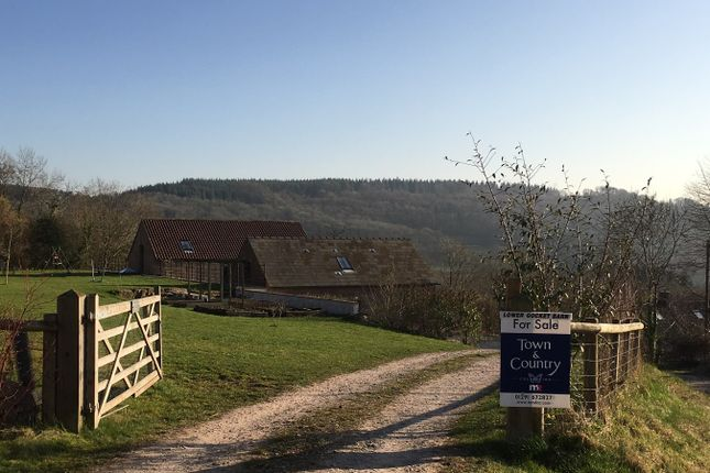 Thumbnail Barn conversion for sale in Lydart, Monmouth