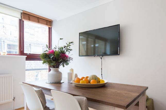 Dining Area of Richardsons Mews, London W1T