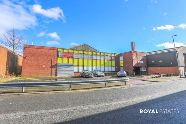 Thumbnail Warehouse for sale in Middlemore Road, Middlemore Industrial Estate, Smethwick