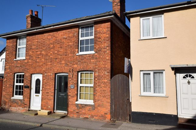 Thumbnail Semi-detached house for sale in London Road, Kelvedon, Colchester