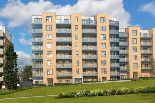 "Thumbnail Flat for sale in ""Type B Fifth Floor"" at Ridding Lane, Greenford, London, Greenford"
